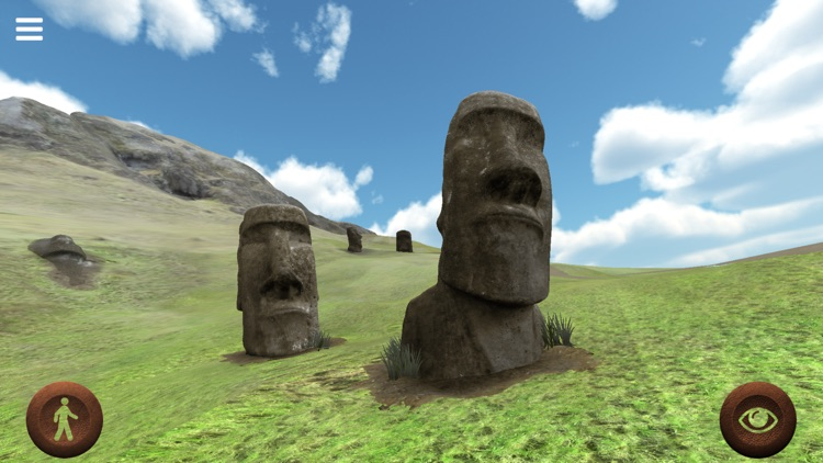 Rapanui 3D: outside Rano Raraku crater in Easter Island to explore the Moais screenshot-1