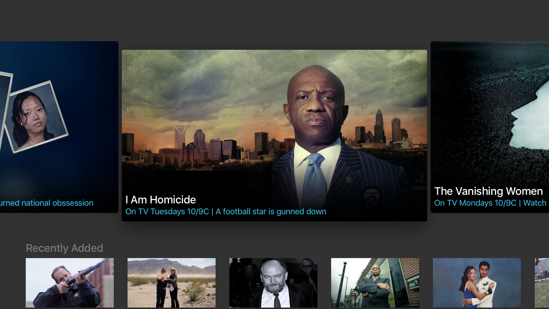 Investigation Discovery ID GO screenshot 9