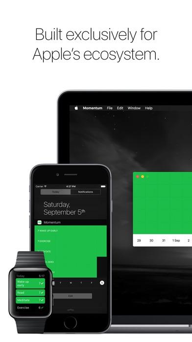 Momentum Habit Tracker - Routines, Goals & Rituals