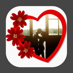 Love Photo Frames - Make awesome photo using beautiful photo frames