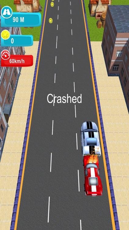 City Car Racing - Ultimate Fun screenshot-4