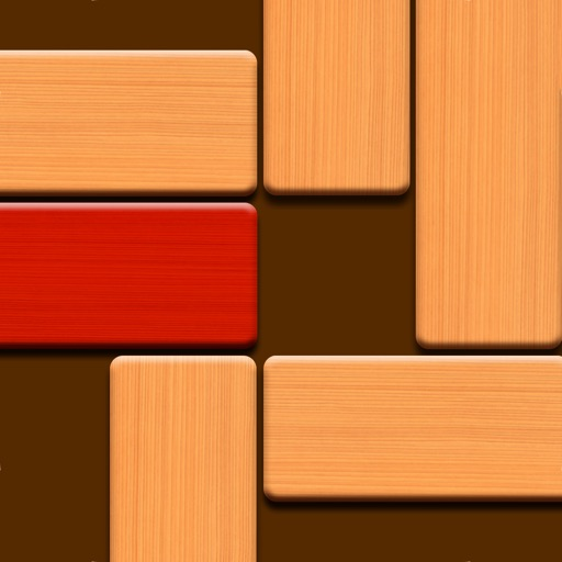 Unblock It - Slide the wooden blocks to victory