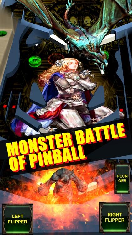 Monster Battle of Pinball