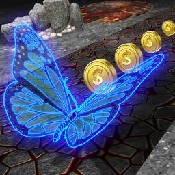 Simulator Run Real Hologram