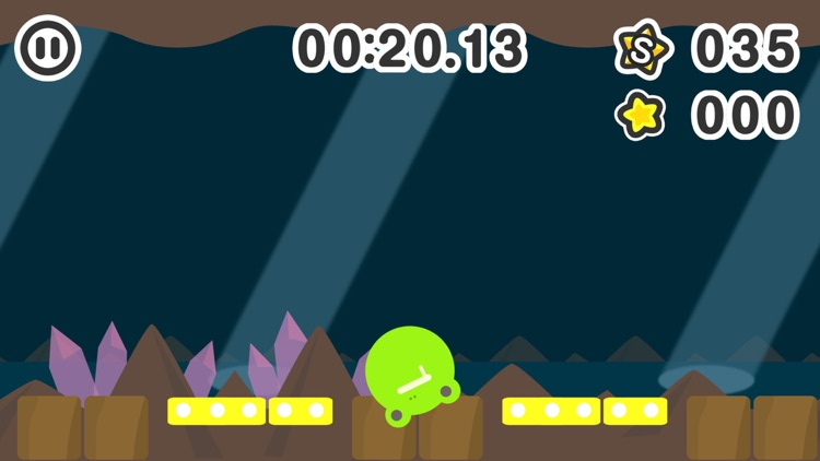 Jumper(Free) Side scroll action, Stage create game