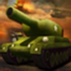 Tank Battle HD - Tank games free, Play tanks game like hero icon