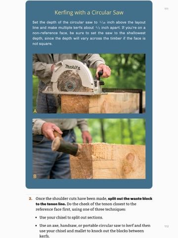 Learn to Timber Frame by Will Beemer on iBooks
