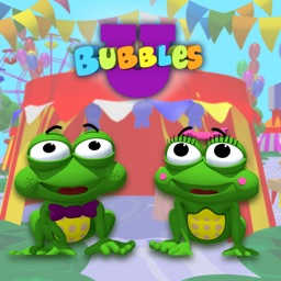 Bubbles U Ebook: Lenny And Lucy's Swamp Fair Day