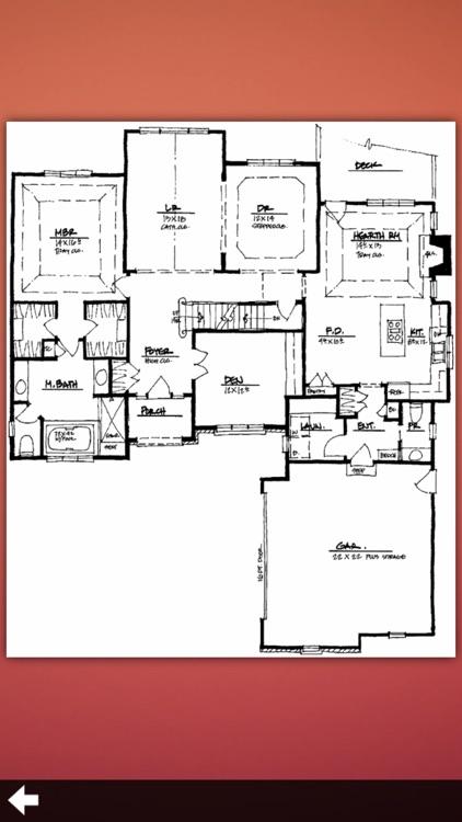 Georgian House Plans