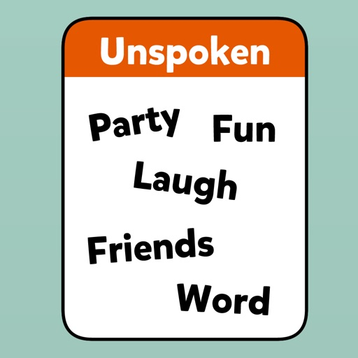 Unspoken Word Game - Charades Like Party Game Free icon