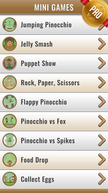 ! My Talking Pinocchio PRO - Virtual Toy screenshot-4