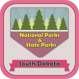 South Dakota - State Parks & National Parks