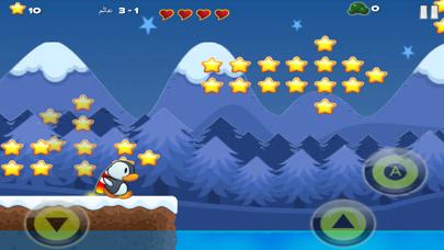لعبة مغامرات البطريق screenshot three