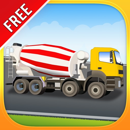 Kids & Play Cars, Trucks, Emergency and Construction Vehicles Puzzles : Free
