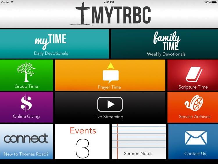 myTRBC HD