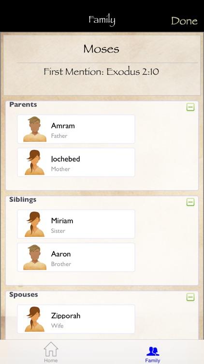 Bible Family Tree screenshot-3