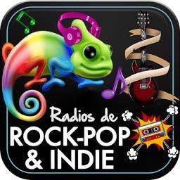 Emisoras de Radio de Música Rock Pop Indie