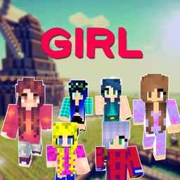 Best Girl Skins - Cute Skins for Minecraft PE & PC