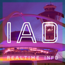 IAD AIRPORT - Realtime, Map, More - WASHINGTON DULLES INTERNATIONAL AIRPORT