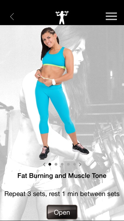 Women's Gym: Muffin Top Exercises and Other Fitness Workout Routines to Get Tones Muscles and Slim Body screenshot-3