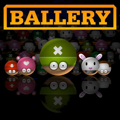 Ballery - Best Free Arcade Skee Ball Game