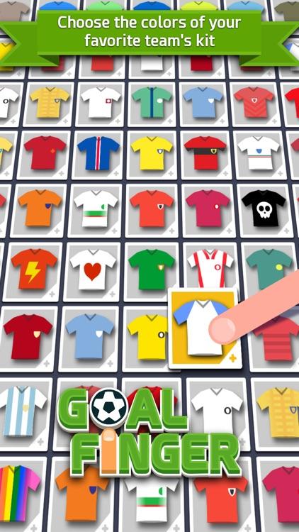 Goal Finger screenshot-3