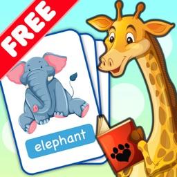 Animals Flash Cards - Educational Animal Games