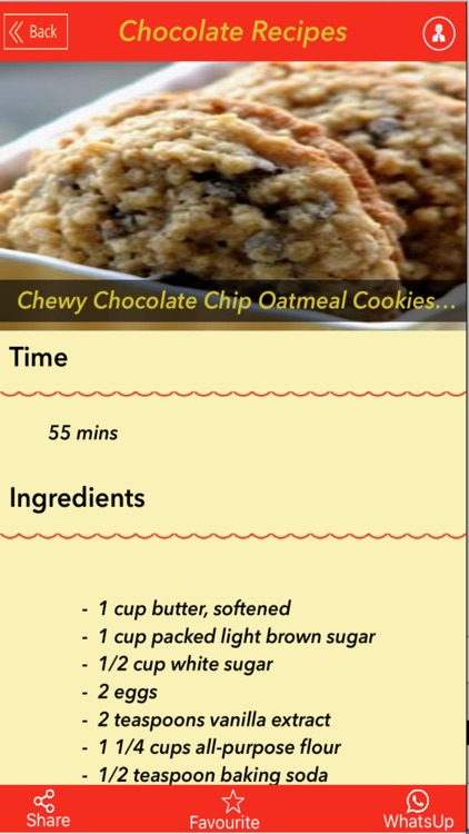 200+ Chocolate Recipes screenshot-4