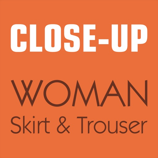 Close-Up Woman Skirt & Trousers