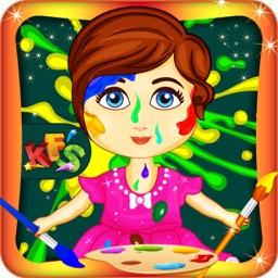 Painting Coloring: Game For Child