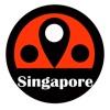 新加坡旅游指南地铁路线离线地图 BeetleTrip Singapore travel guide with offline map and metro transit