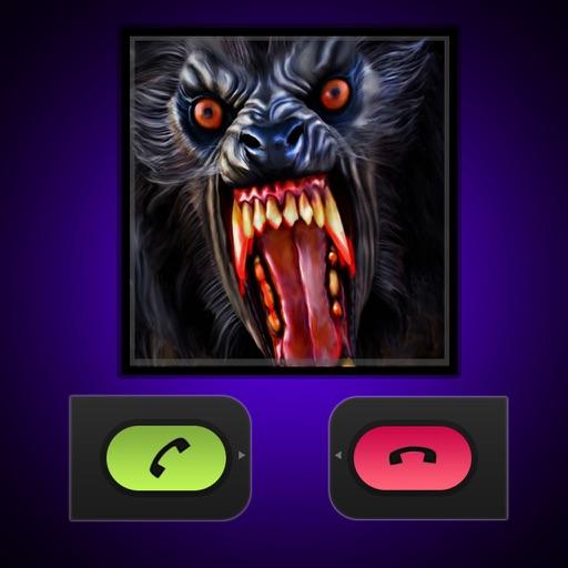 Fake Call Werewolf Prank iOS App