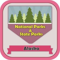 Alaska - State Parks & National Parks