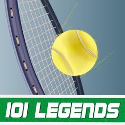 Tennis Player Quiz - Virtual Guess Game - ATP Word Tour Edition