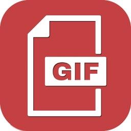 Gif Maker : make gif using your photoes