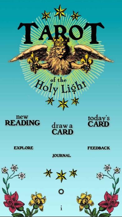 Holy Light Tarot-0