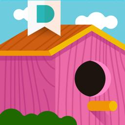 Ícone do app Duckie Deck Bird Houses