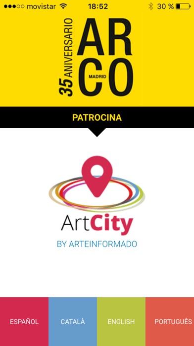 ArtCity by ARTEINFORMADOCaptura de pantalla de1