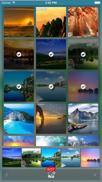 iPicBox - Basic Photo Vault Screenshots