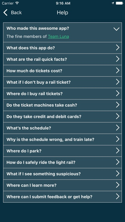 Charlotte Light Rail screenshot-3