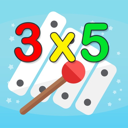 Math Music - Play Xylophone & Count HD