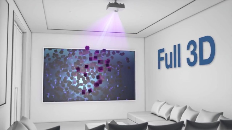Optoma HD Projectors screenshot-3