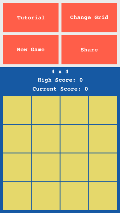 Grid Sums - Simple Number Puzzle screenshot one
