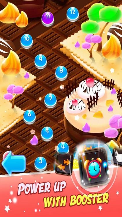 Paradise Cake Mania: Match3 Adventure