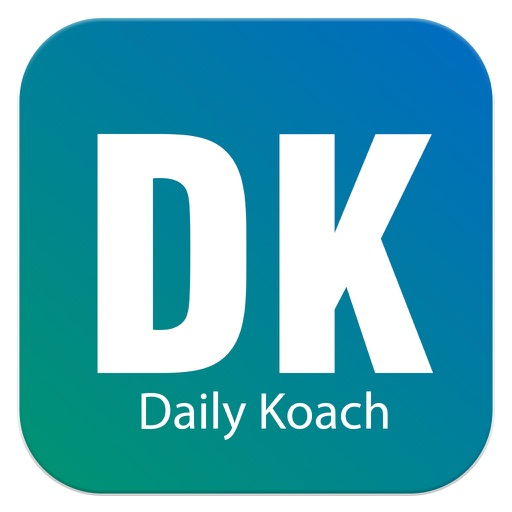 Daily Koach: (Daily Strength) - #1 App for Daily Bible Verses, Devotions, and Encouraging Bible Lockscreens
