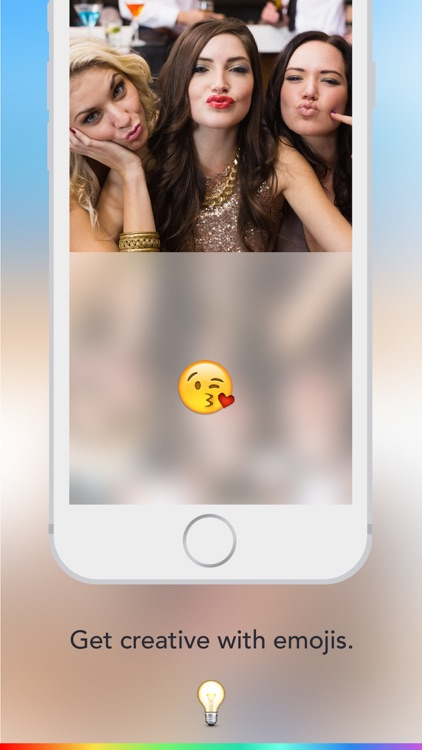Mento - Frontback Collage & Blend of Photo, Video & Emojis Camera