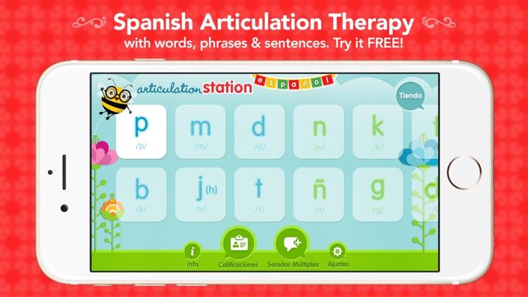 Articulation Station Español screenshot-0