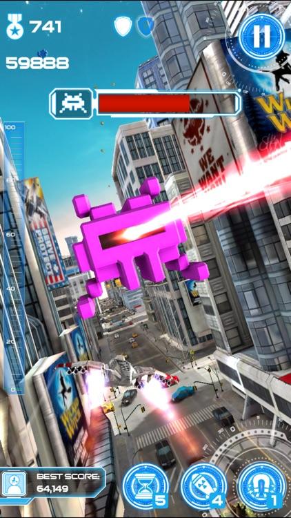 Jet Run: City Defender screenshot-3