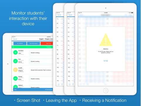 SmartTest Pro Teacher Edition screenshot 3