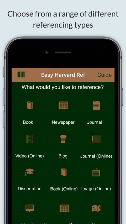 Easy Harvard Referencing Generator